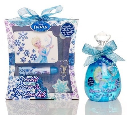 Frozen Toiletries