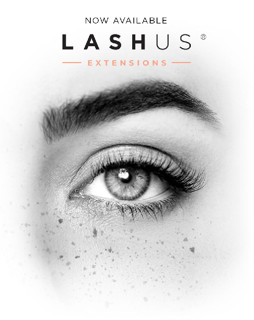 Lashus Campaign poster