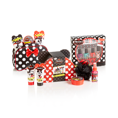 Minnie Mouse Toiletries