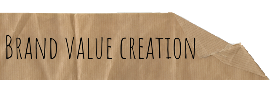 Brand story creation