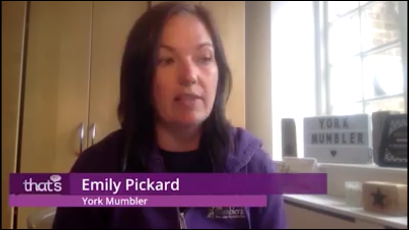 Emily Pickard That's TV York