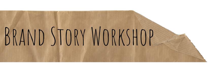 Brand Story Workshop