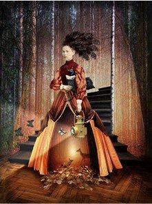 Adele Karmazyn Midnight Stroll