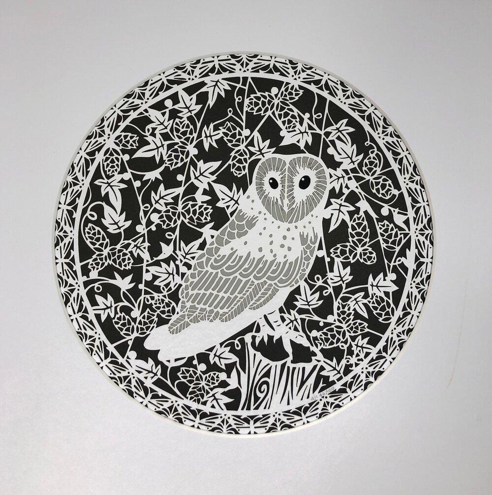 Anna Cook Barn Owl