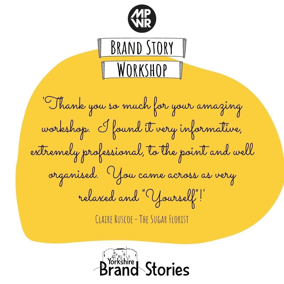 Brand Story Testimonial 2
