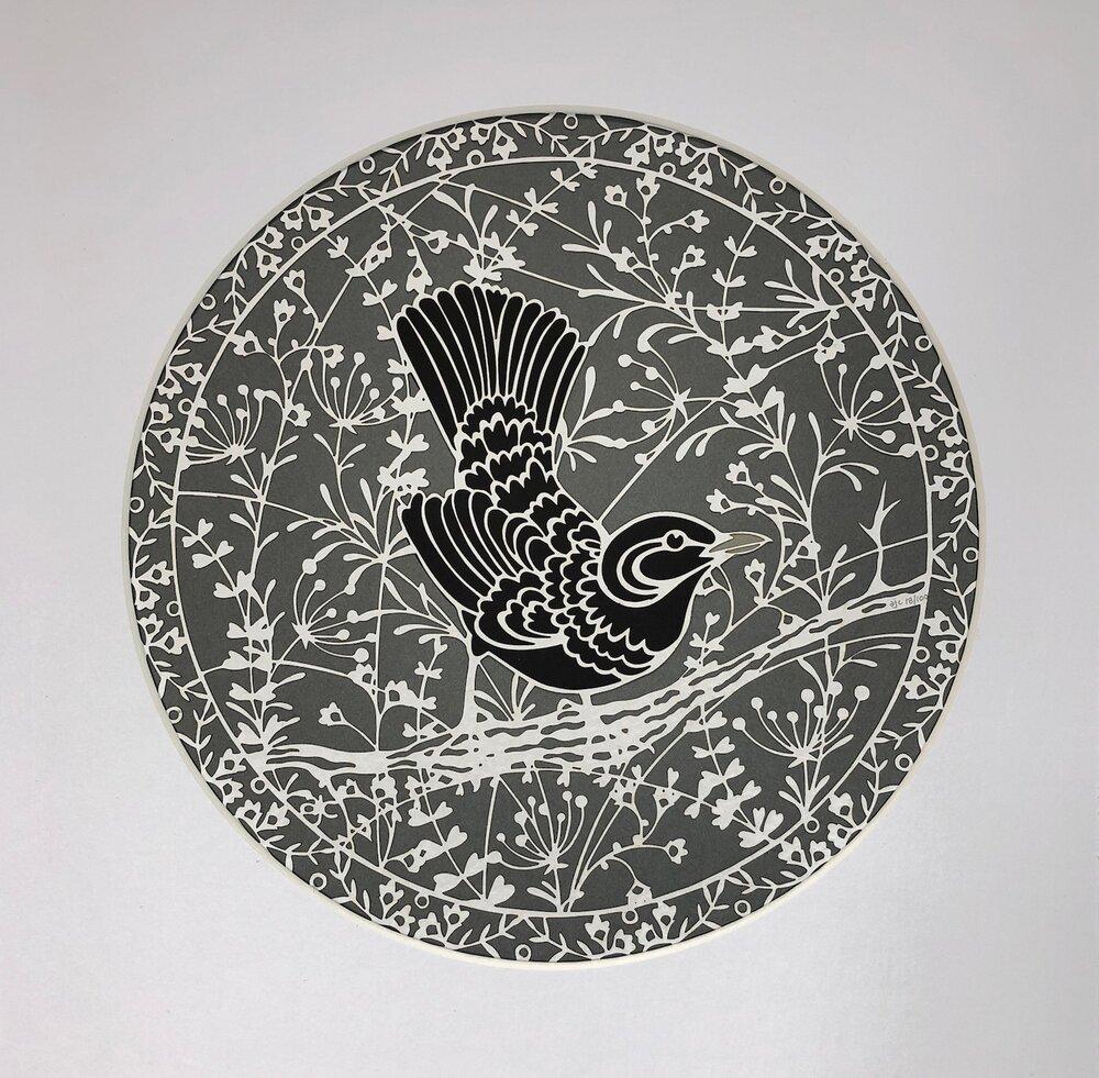 Anna Cook Black Bird