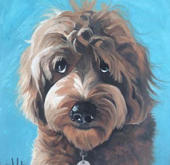 Dog 2 Lucie Wake