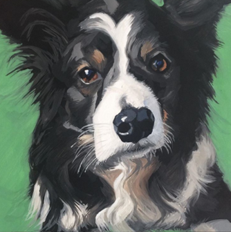 Dog 3 Lucie Wake