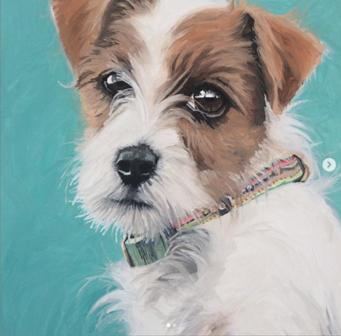 Dog 4 Lucie Wake