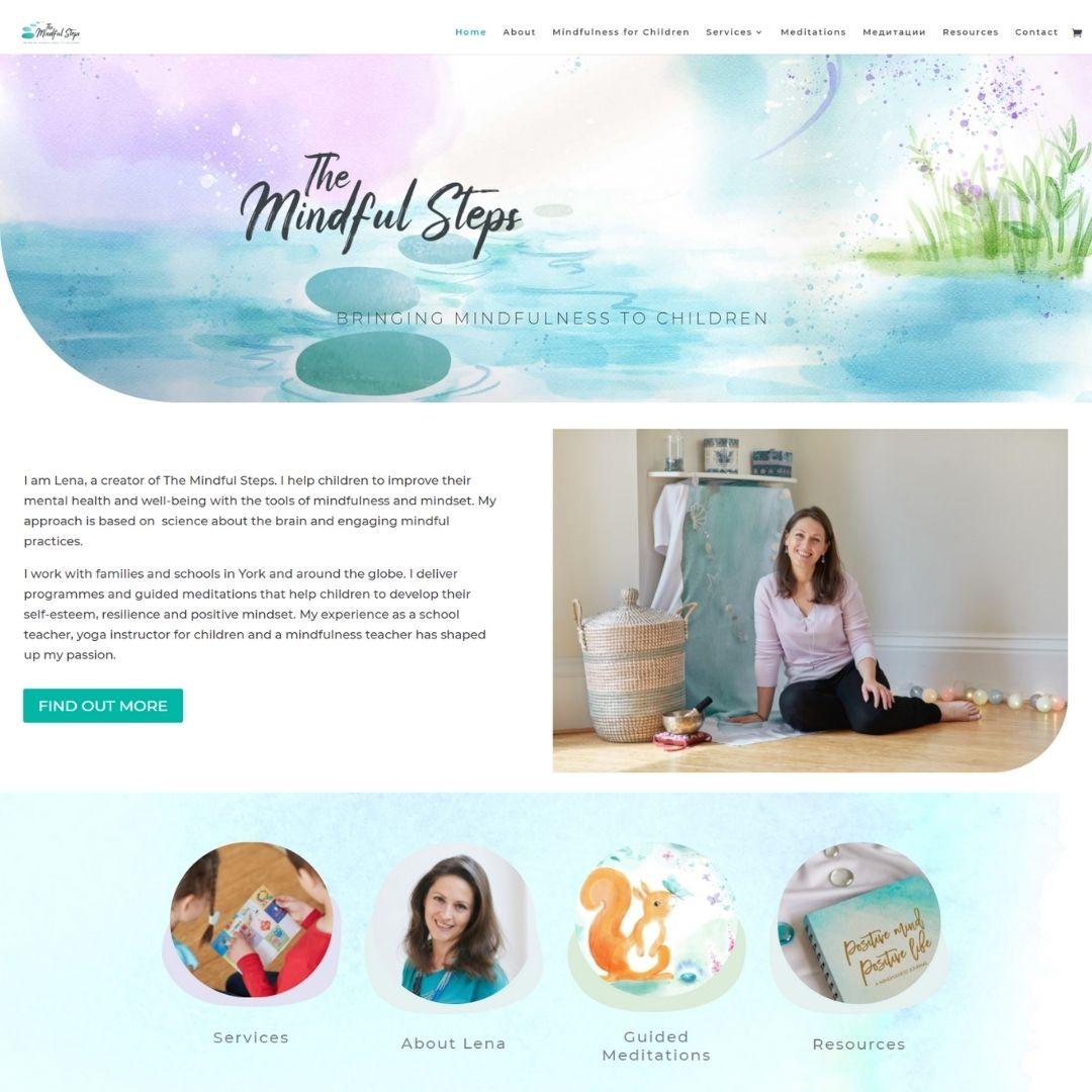 The Mindful Steps