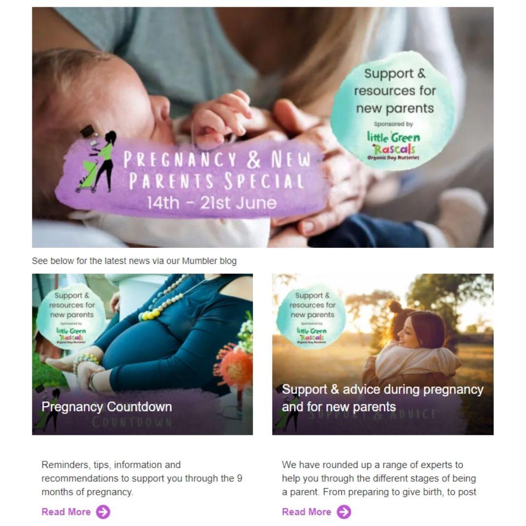York Mumbler Pregnancy Special